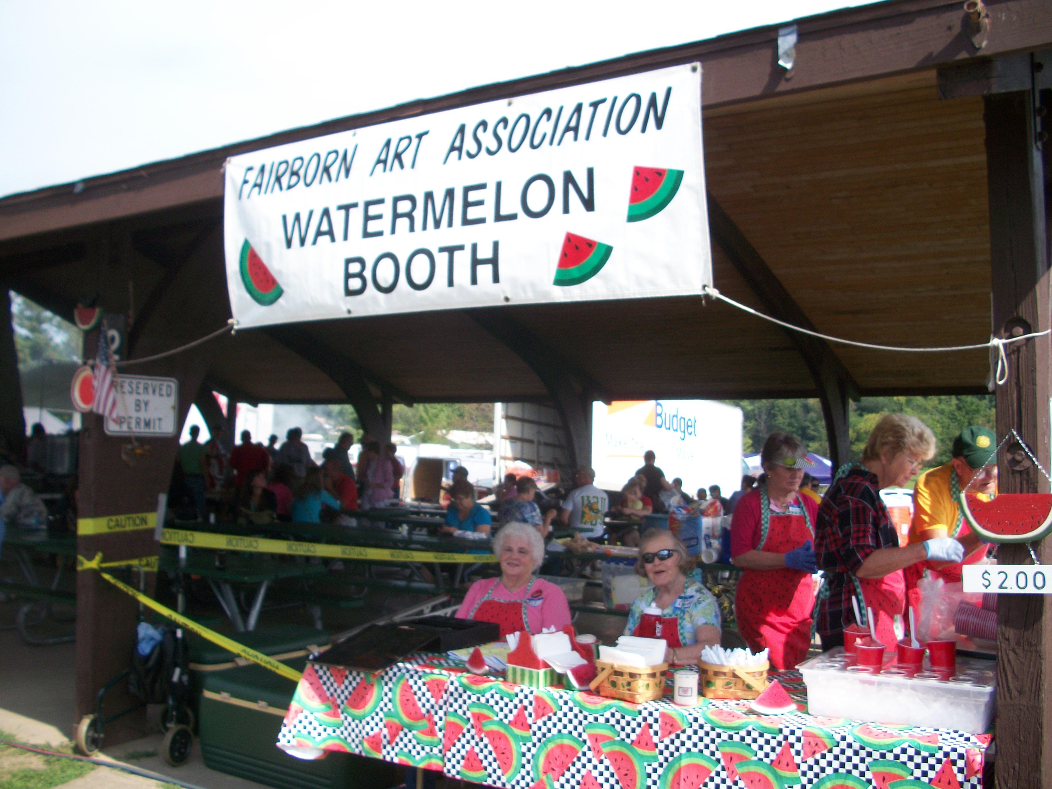 Fairborn Sweet Corn Festival 2013